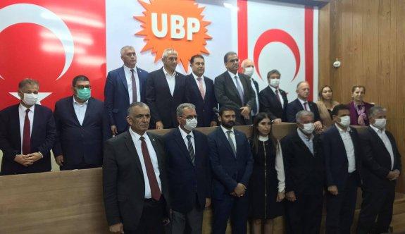 UBP'de 2. tur yapılmayacak