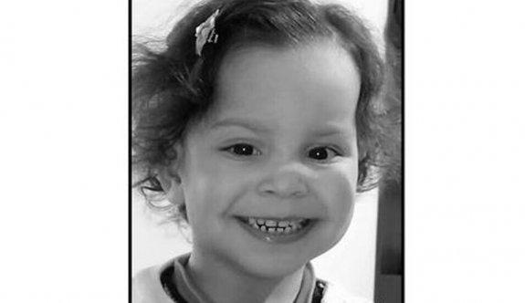 Üç yaşındaki Büşra'dan kahreden haber