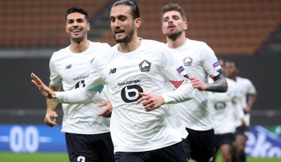 UEFA Avrupa Ligi'ne Yusuf Yazıcı damgası