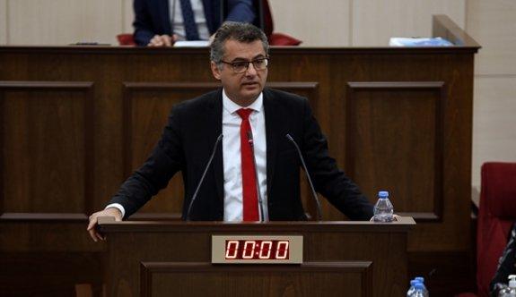 """""""Ülkede hükümet kurulamamasının sorumlusu Tatar'dır"""""""