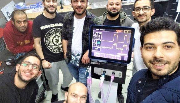 YDÜ'nün geliştirdiği solunum cihazı MÜSİAD EXPO 2020'de sergileniyor