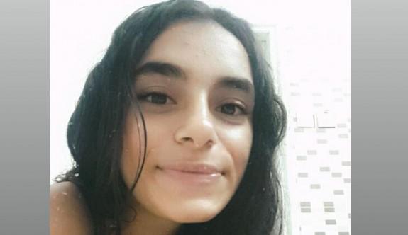 16 yaşındaki kız kayıp