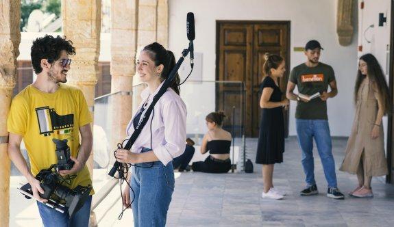 Akıllı telefon film yapım atölyesi ARUCAD'da