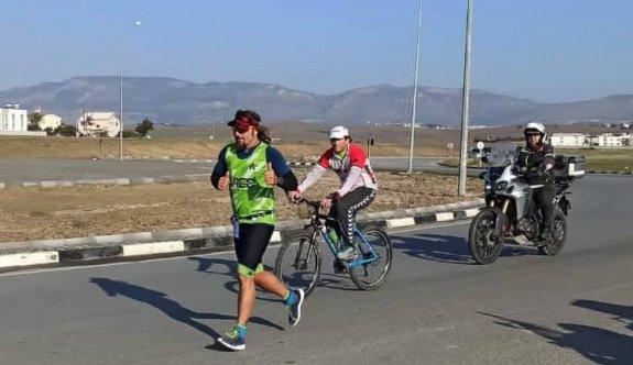 ARESliler ilk maraton deneyimleri başarılı