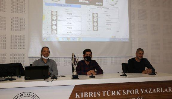 Ayhan: Spor yazarları adına kupa düzenlemek onur