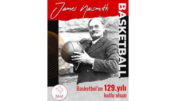 Basketbolun 129. yılı kutlandı