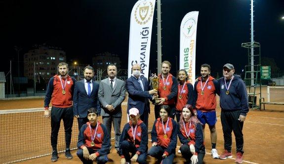 Cumhurbaşkanlığı Kupası GAÜ'nün