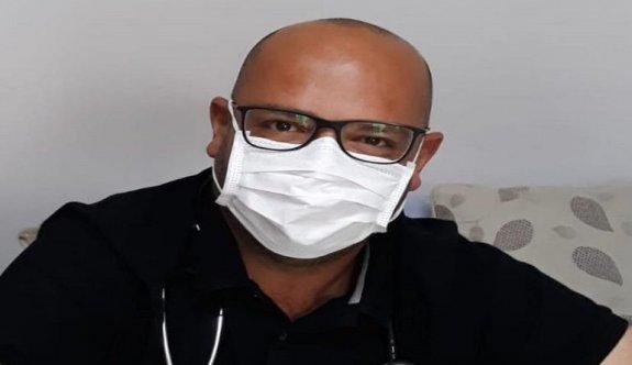 Dr. Özcan Hüdaverdi kendi kendini izole etti