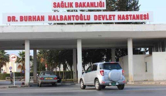 Dr.Burhan Nalbantoğlu Devlet Hastanesi'nde panik