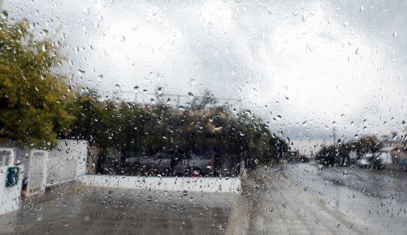 Dün en çok yağış Dipkarpaz'a düştü