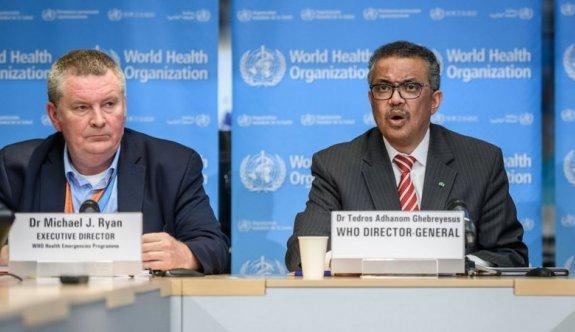 Dünya Sağlık Örgütü'nden önemli çağırı