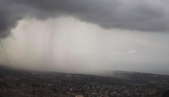 En fazla yağış Alayköy'e düştü