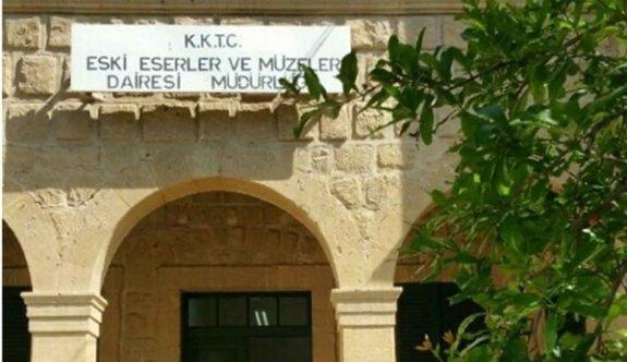 Eski Eserler ve Müzeler Dairesi 4 Ocağa kadar kapalı