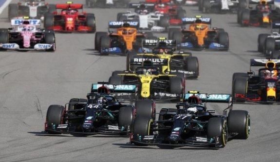Formula 1'de 2021 sezonu takvimi onaylandı