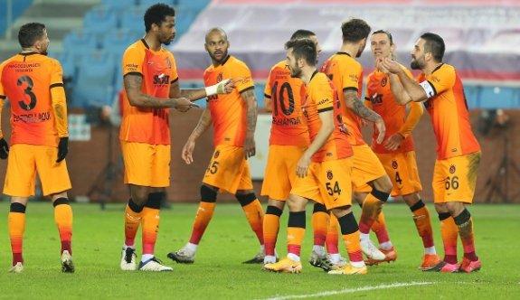 Galatasaray 2020'yi zirvede tamamladı