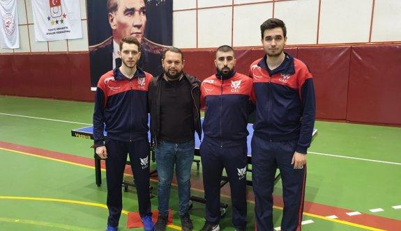 GAÜ, Türkiye Süper Lig'de üçüncü