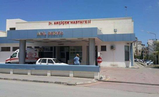 Girne Akçiçek Hasatnesi'nde korona alarmı