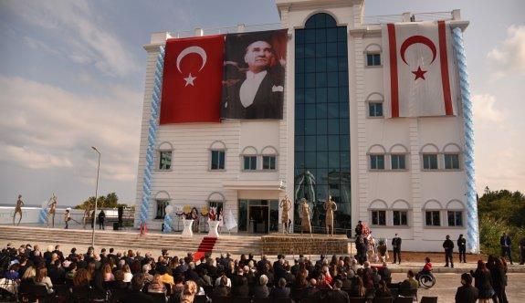 Girne'nin kültür sanat ve eğitimine dev katkı