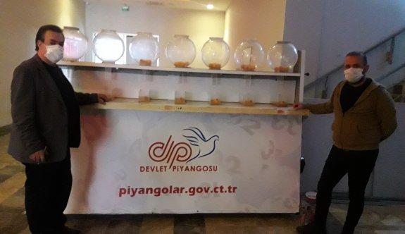 Görmezler Derneği Piyangosu'nda kazanan numaralar belirlendi