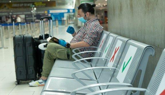 Güney Kıbrıs İngiltere'den gelen yolcular için karantina kararı aldı