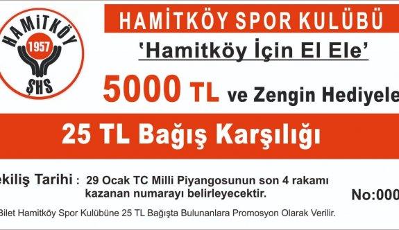 """""""Hamitköy için el ele"""""""