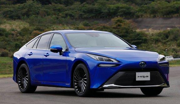 İkinci nesil Toyota Mirai yollara çıktı