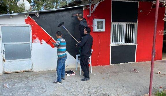 Mevlevi kulüp lokali yenilendi