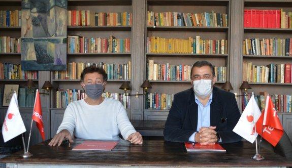 Rüstem Kitabevi ve Telsim işbirliğinde dijital sanat projesi