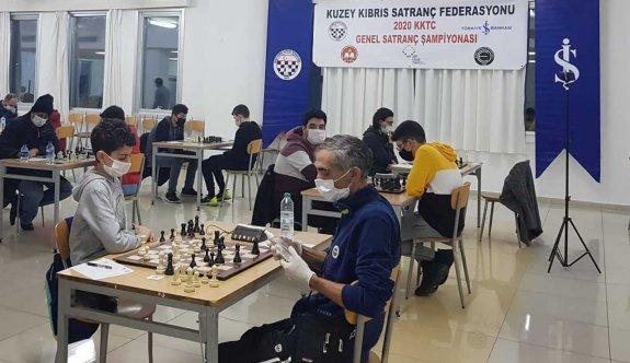 Satranç Genel Şampiyonası başladı