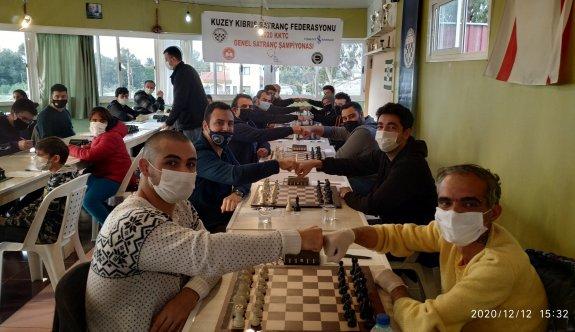 Satranç Şampiyonasında Samani lider