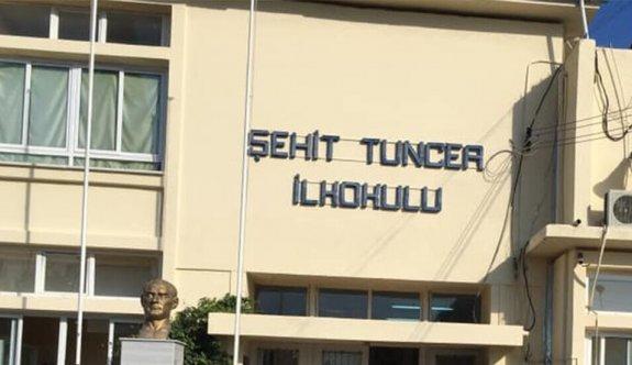 Şehit Tuncer İlkokulu'nda bir öğrenci pozitif