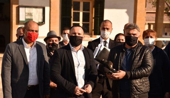 Tatar'ın istihdamları yargıda