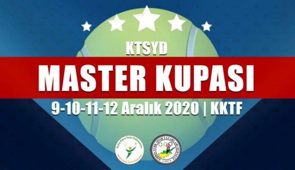 Teniste KTSYD Master Kupası başlıyor