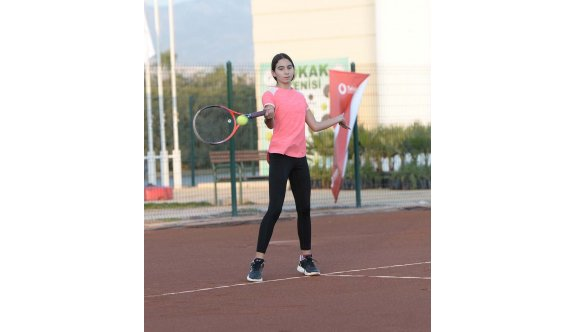 Teniste KTSYD Master Kupası tamamlanıyor