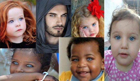 Tüm Mavi Gözlü İnsanlar Aynı Atadan Geliyor