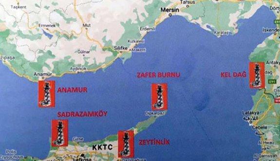 Türkiye Doğu Akdeniz'de 5 ayrı istasyon kuracak