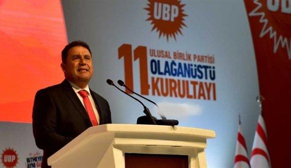 UBP'de Olağanüstü Kurultayı yarın