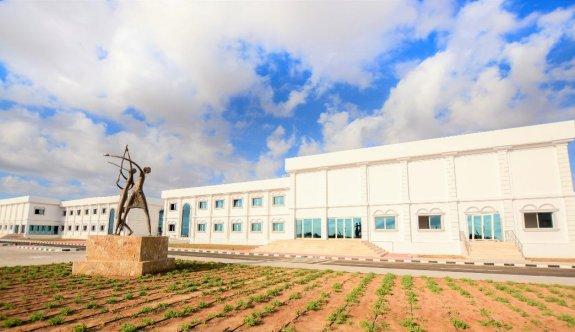 Yakın Doğu, Yeniboğaziçi'ne de Büyük Kütüphane sunuyor