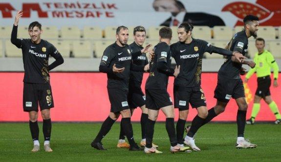 Yeni Malatyaspor rahat turladı