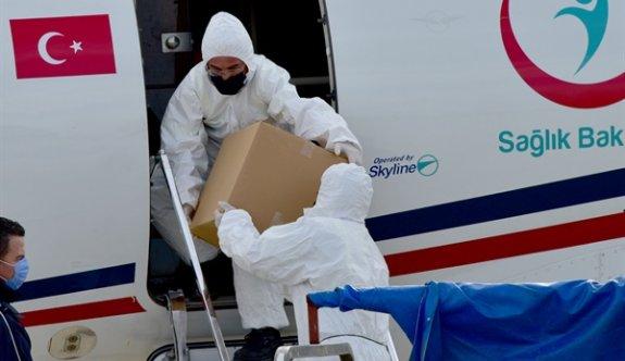 20 Bin doz sinovac aşısı geldi