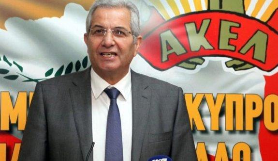 AKEL'in Anastasiadis'e sunduğu öneriler açıklandı