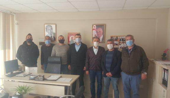 Alayköy Organize Sanayi Bölgesi Derneği Başkanı Metin Yılgın oldu