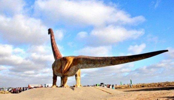 Arjantin'de 98 milyon yıllık dinozor fosili bulundu