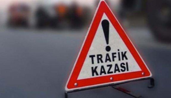 Bağlıköy'de yaya çarpan araç sürücüsü olay yerinden kaçtı