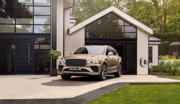 Bentley, 2020 yılında satış rekorunu kırdı