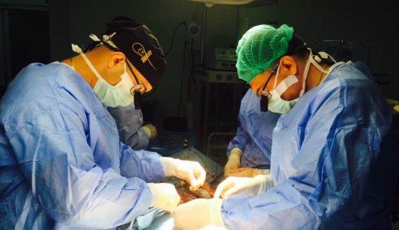 Burhan Nalbantoğlu Devlet Hastanesi'nde 4 hastaya yaşam umudu