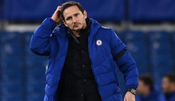 Chelsea Lampard ile yollarını ayırdı