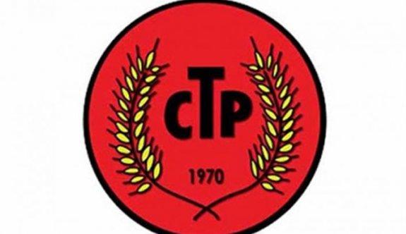 CTP, Nisan'da erken seçime 'varız' dedi