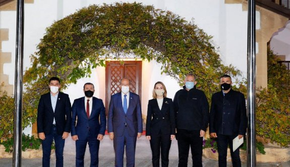 Cumhurbaşkanlığı Spor Üst Komitesi toplandı