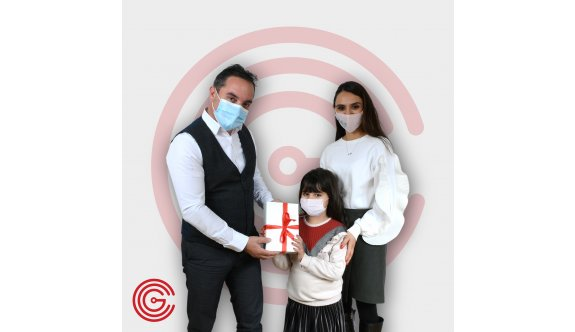 Cyprus Computer Global hediye kampanyası sonuçlandı